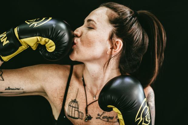 boxeo seguridad en ti misma
