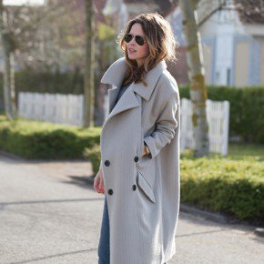 Boyfriend jeans by bloggers