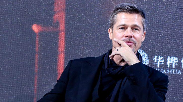 nueva pareja de Brad Pitt. Kate Hudson. Rumores