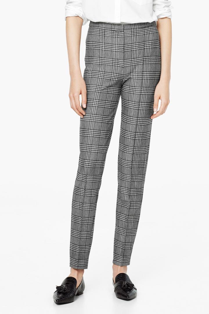 Pantalones British style