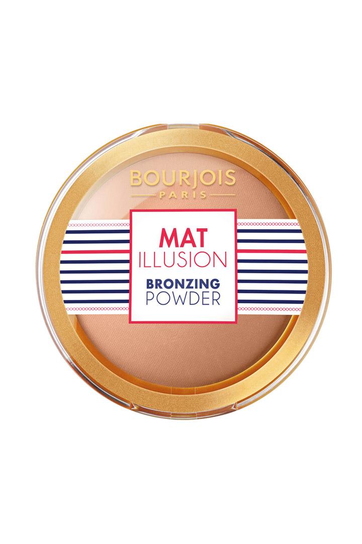 Bronceador de Bourjois: Look beauty cannes 2018