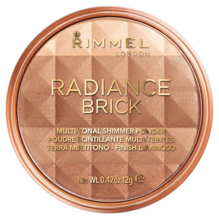 Radiance Brick de Rimmel: neceser de vacaciones
