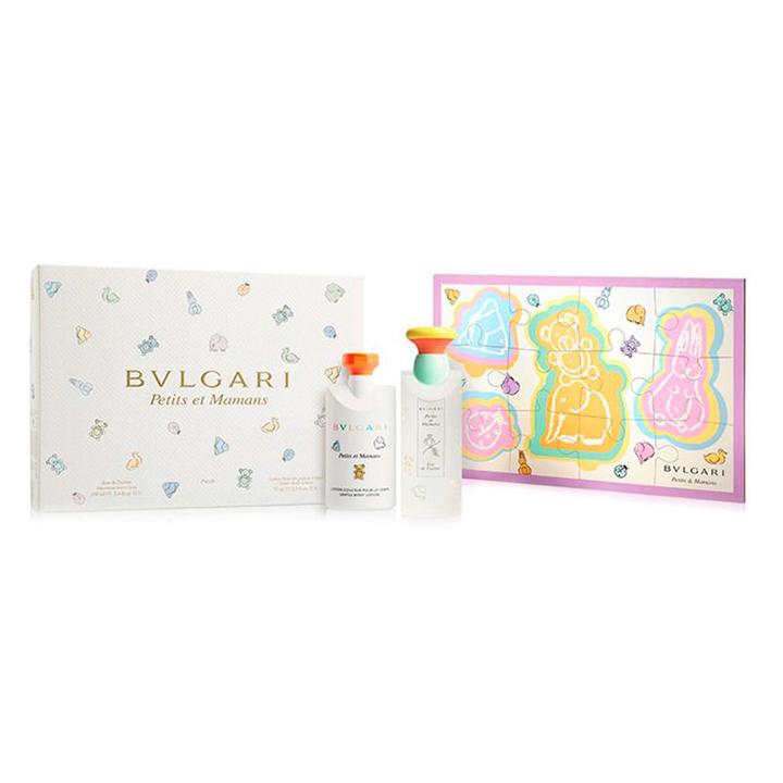 Petits Et Mamans Estuche de Bvlgari: productos de belleza más vendidos