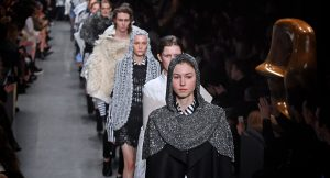 Burberry London Fashion Week FW/2017-2018