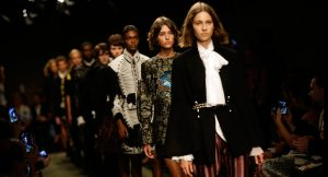 "Burberry ""The September Collection 2016"""