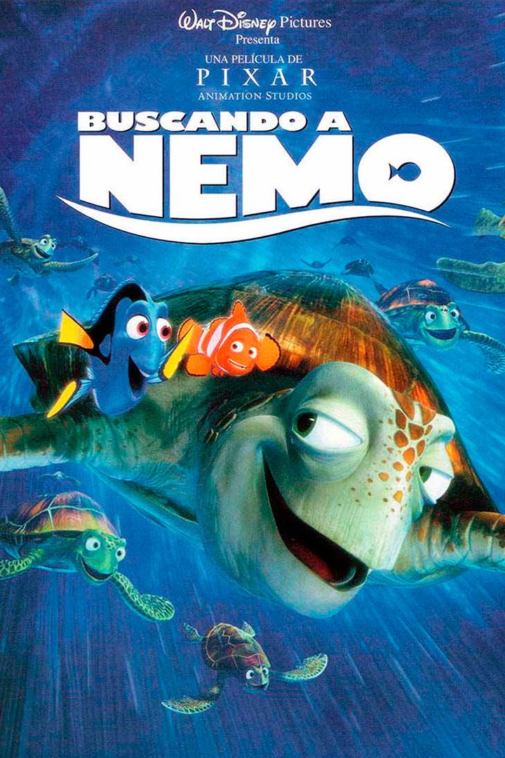 películas para ver en familia Buscando a Nemo