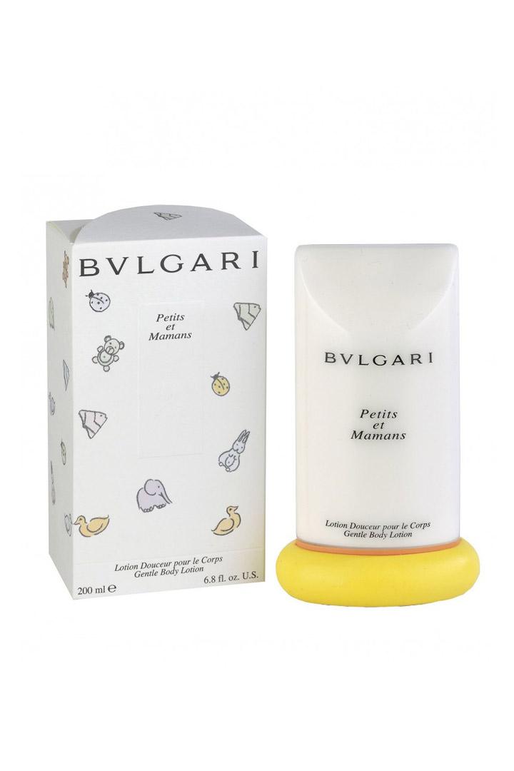 Petits Et Mamans Body Lotion de Bvlgari: Mejores cremas hidratantes corporales