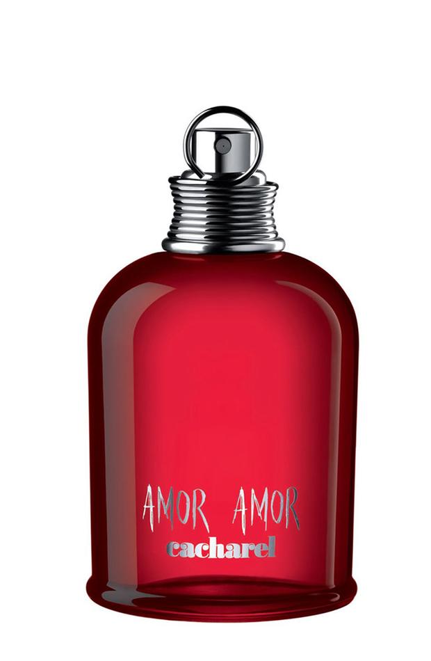 Eau de Toilette Amor Amor de Cacharel: San Valentín regala perfumes