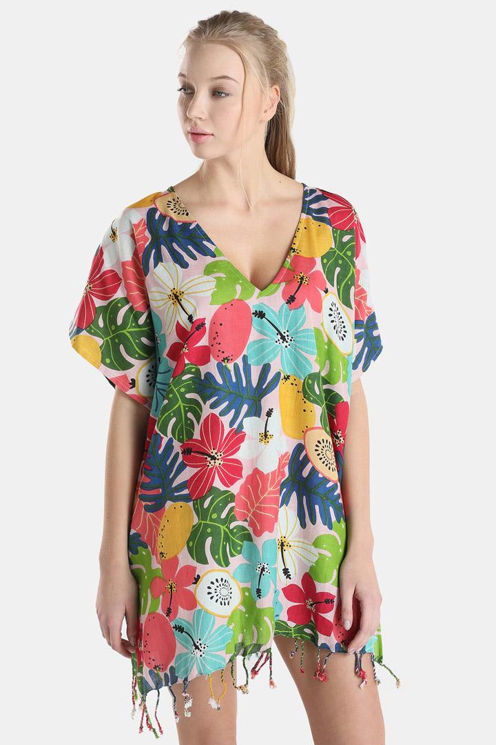 Caftán estampado de Easy Wear: Tendencias infalibles verano