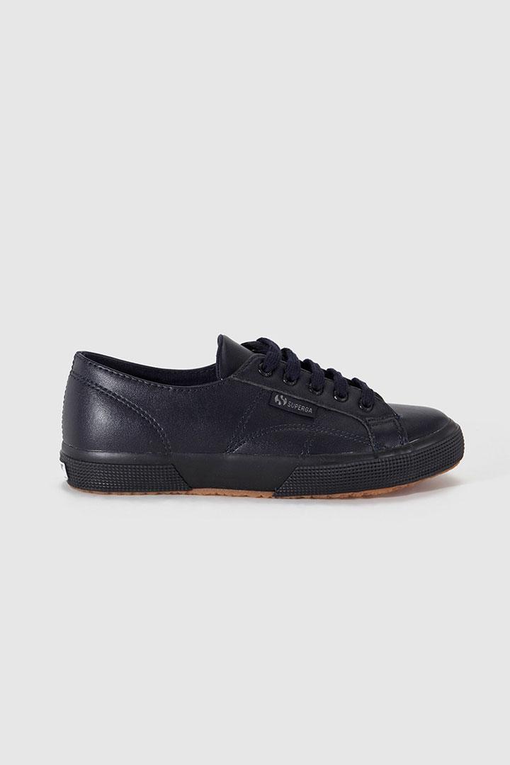 Zapatillas Superga de color negro