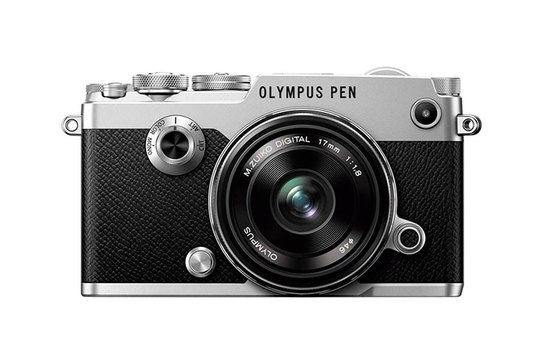 Cámara de fotos de Olympus