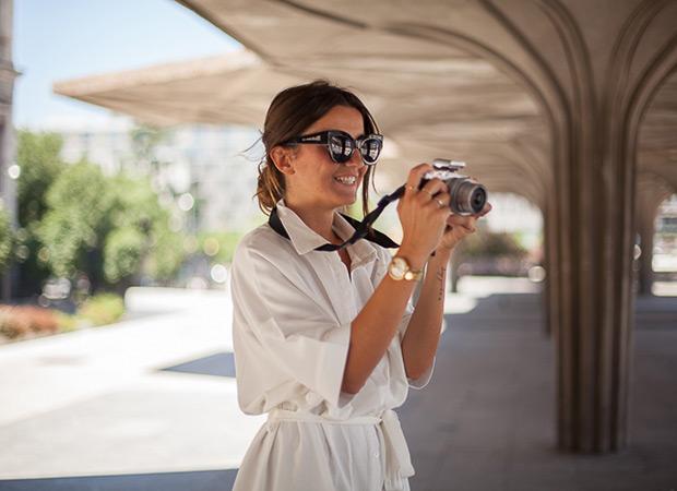 Lo que hay que tener para ser influencer: cámara