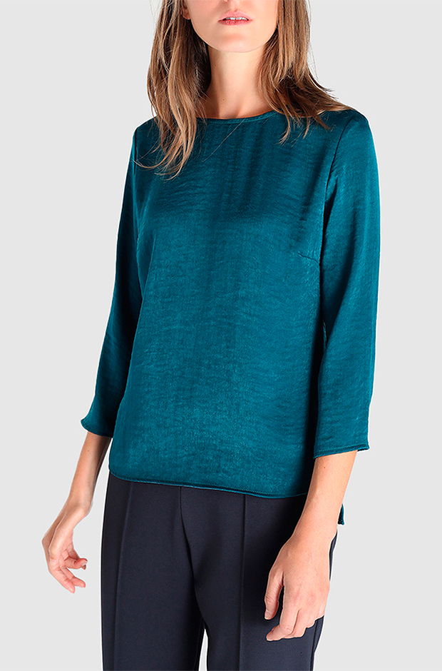 Blusa azul de Primeriti