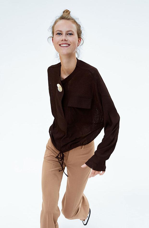 c9d189f13 El marrón chocolate va a teñir nuestros looks este otoño - StyleLovely