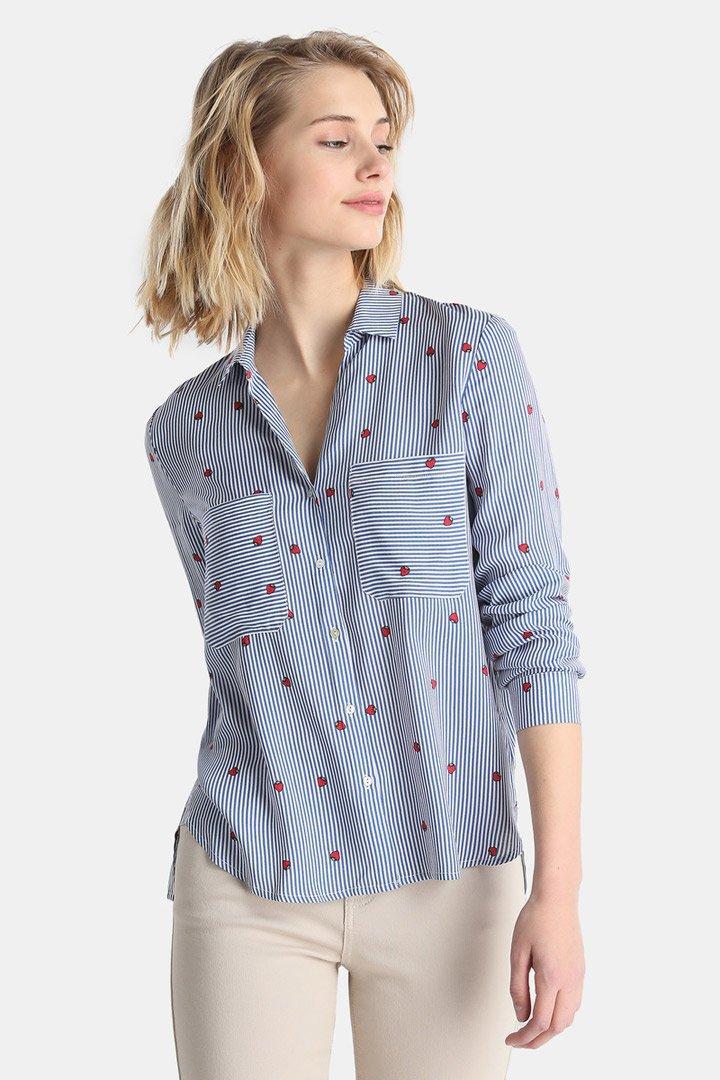 Camisa de rayas de Easy Wear: Tendencias infalibles verano