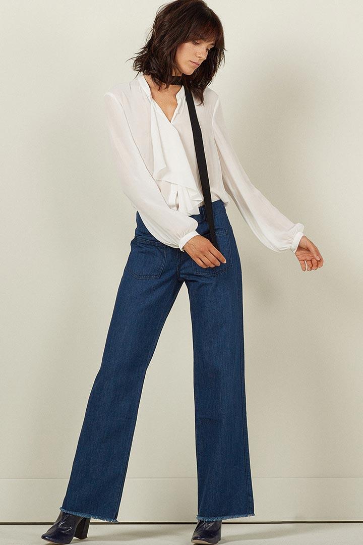 Venta caliente 2019 materiales superiores tienda oficial Camisas blancas