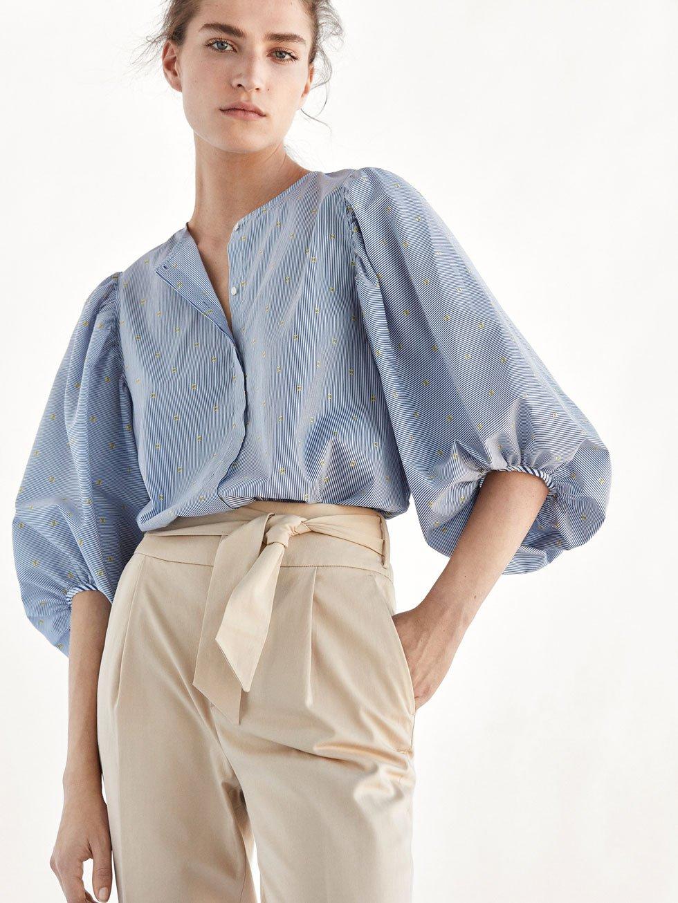 Mejor Calidad Blusas Nueva Moda Primavera Verano 2018