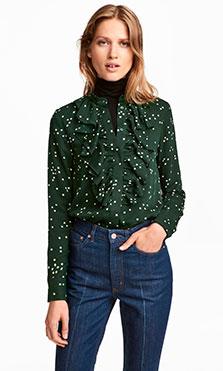 100% H&M: Las camisas y blusas definitivas