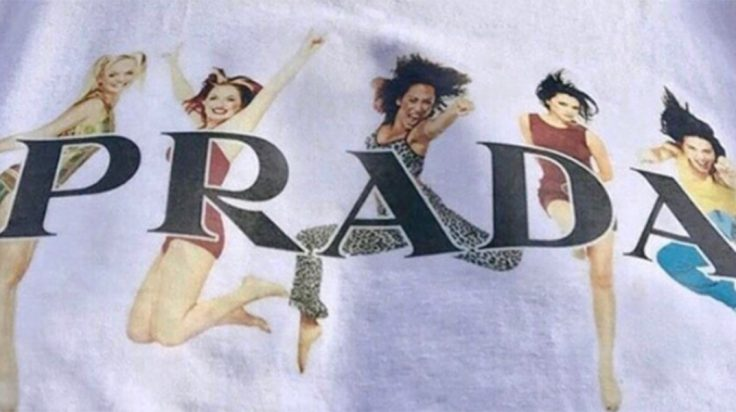 Camiseta de Prada Spice Girls