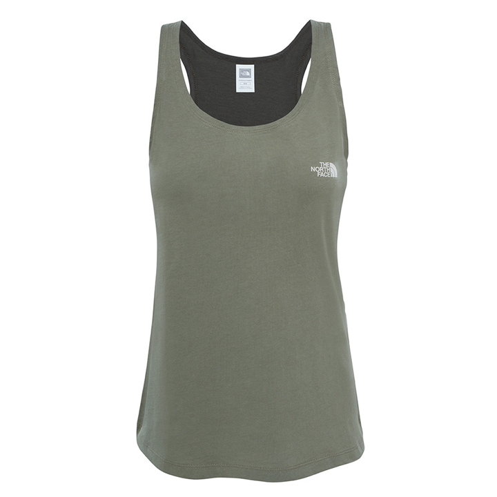 Camiseta de The North Face: practicar deporte en la playa