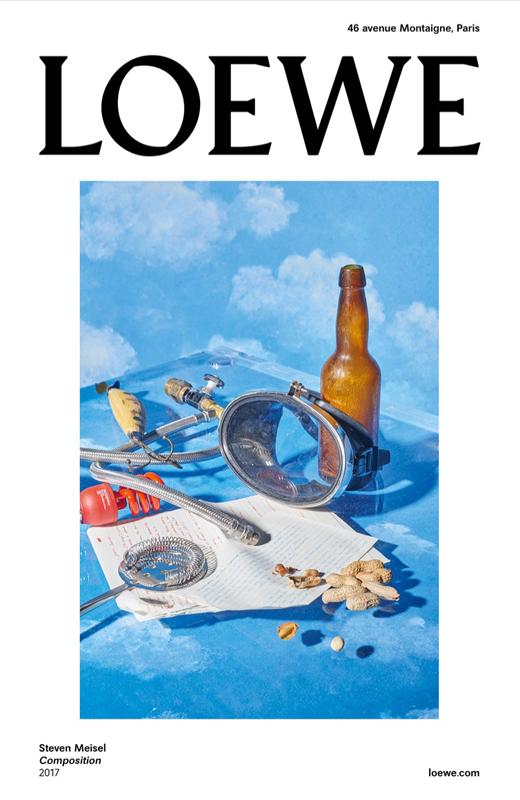 Gisele Bündchen para la nueva campaña de Loewe