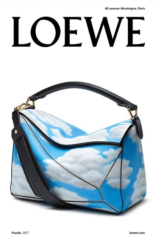 Gisele Bündchen para Loewe