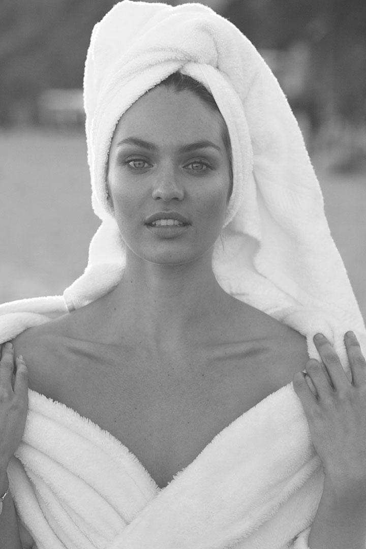 Candice Swanepoel Towel Series
