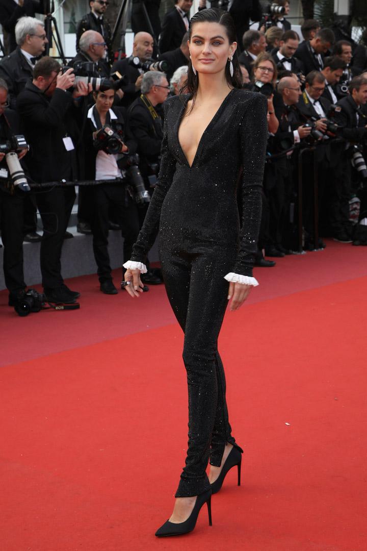 Isabeli Fontana en Cannes 2018