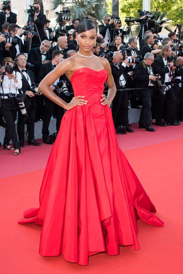 Jasmine Tookes en Cannes 2018
