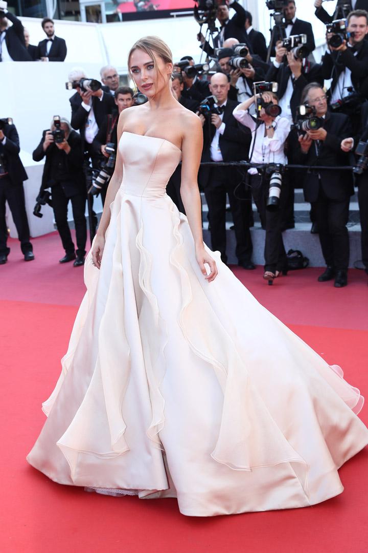 Kimberley Garner en Cannes 2018