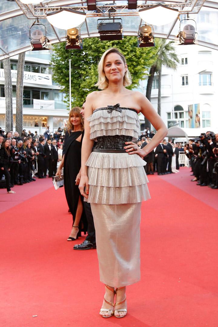 Marion Cotillard en Cannes 2018