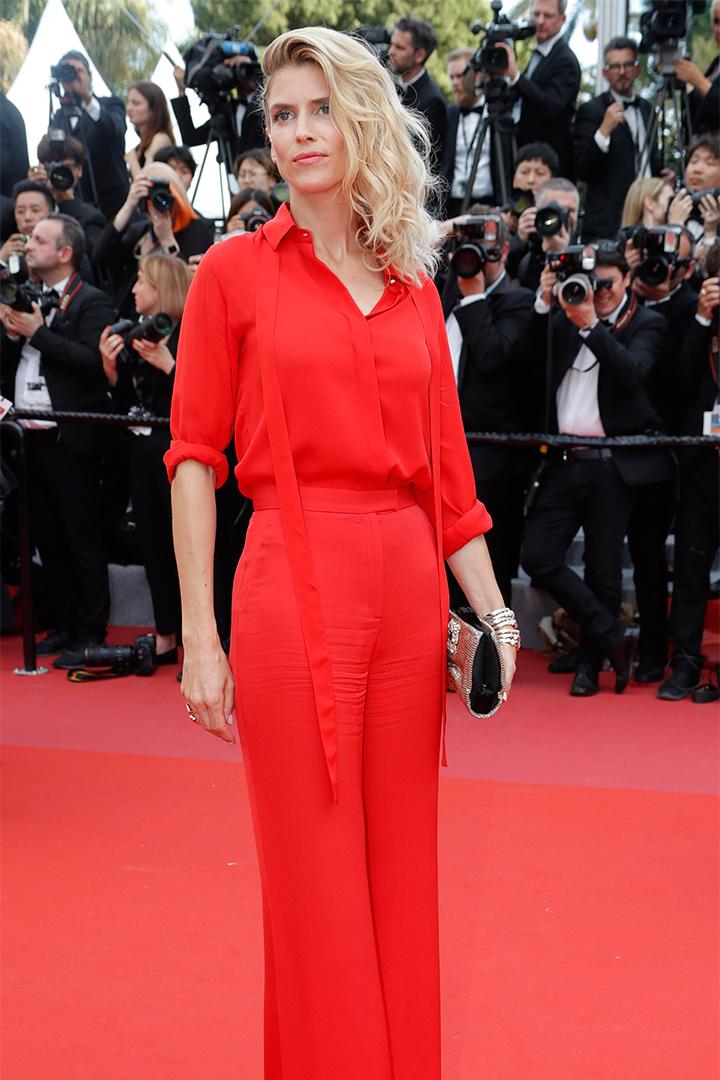 Alice Taglioni en Cannes 2018