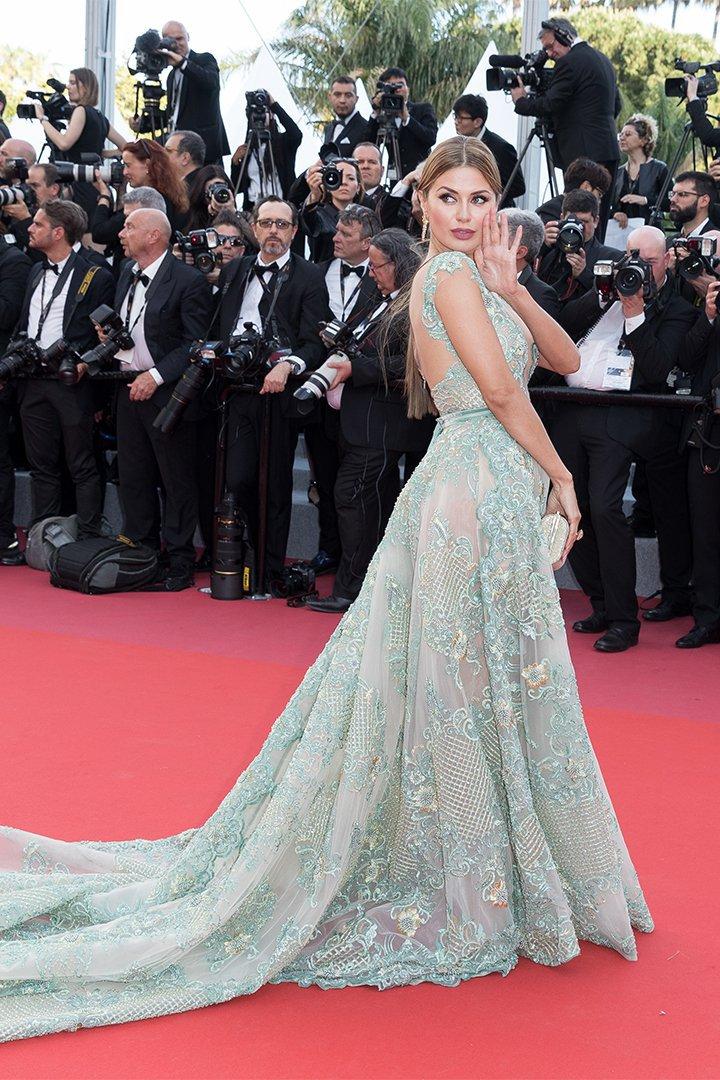 Victoria Bonya en Cannes 2018