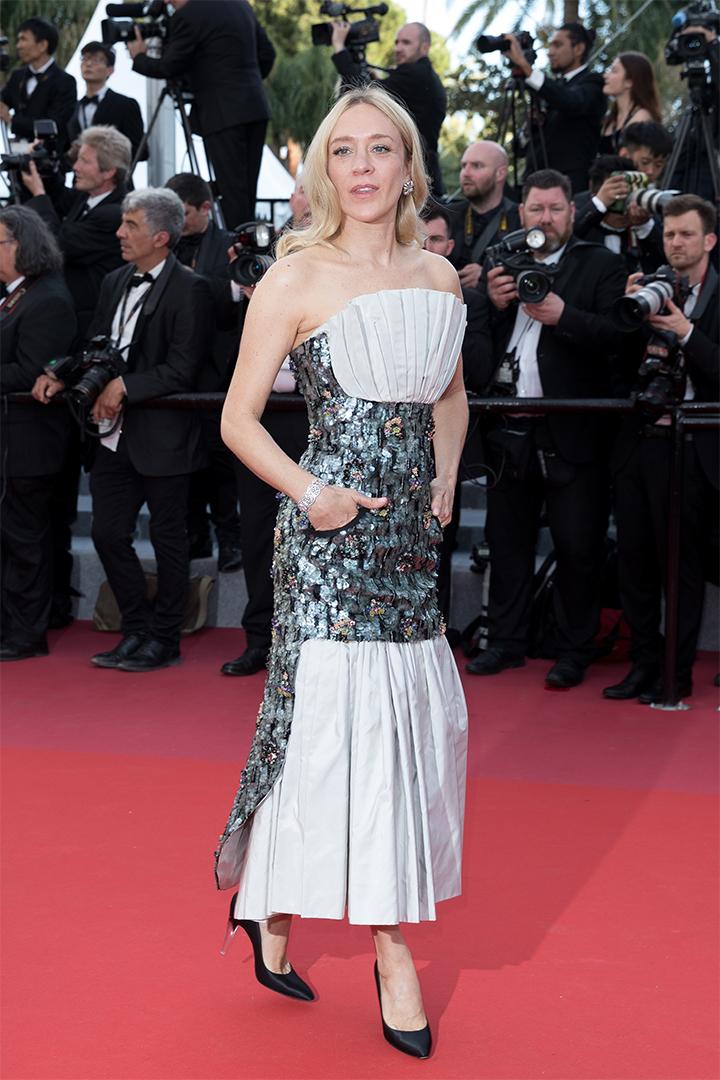 Chloe Sevigny en Cannes 2018