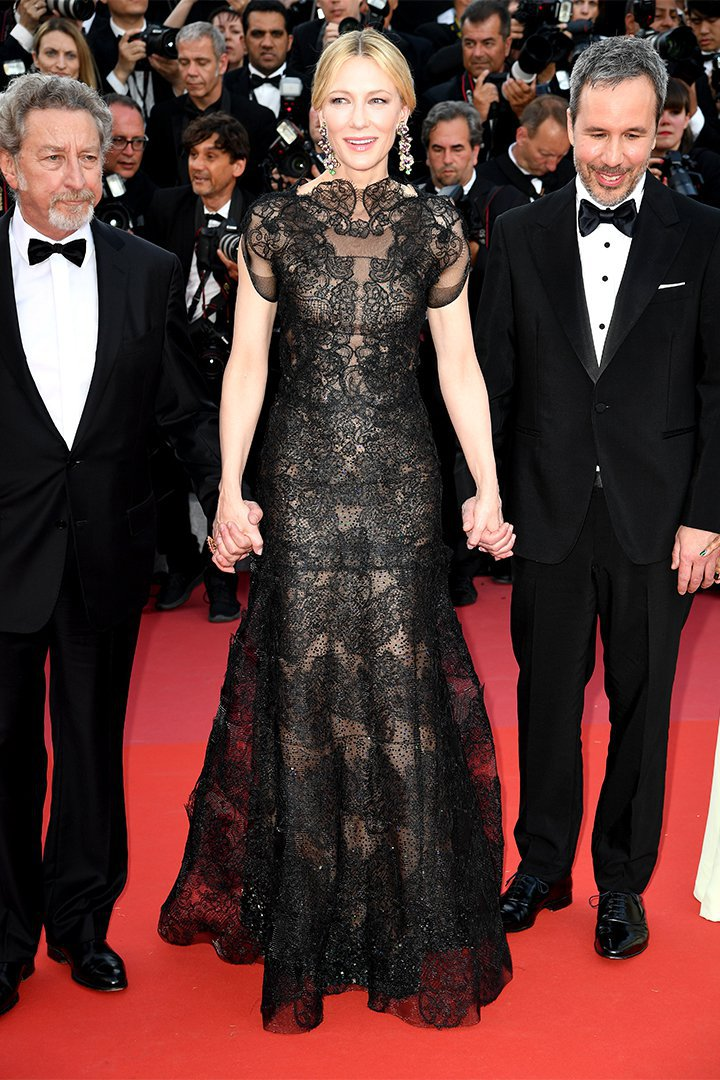 Cate Blanchett en Cannes 2018