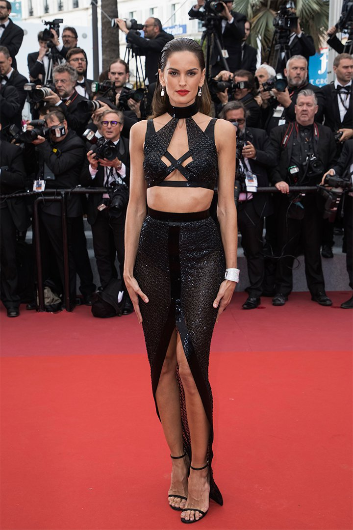 Izabel Goulart en Cannes 2018