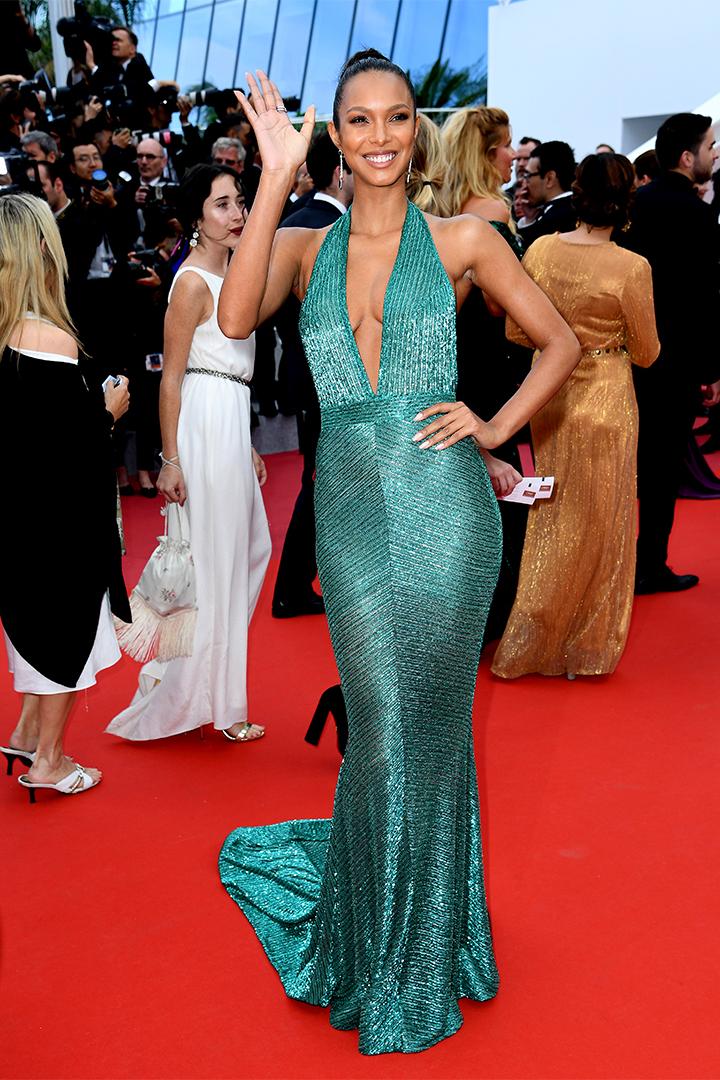 Lais Ribeiro en Cannes 2018