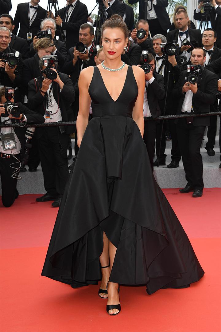 Irina Shayk en Cannes 2018