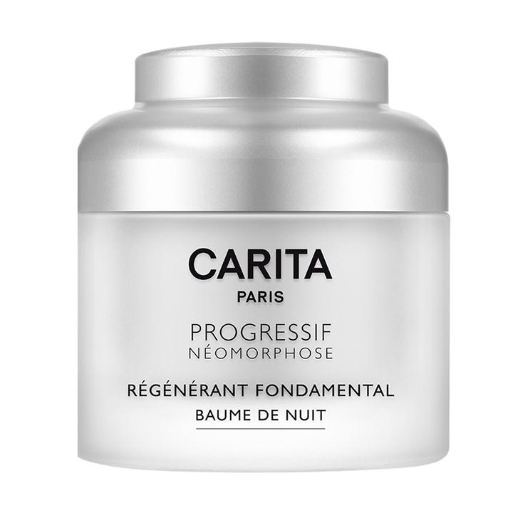 Progressif Neomorphose Régénérant Fondamental de Carita: productos cuidar piel mientras duermes