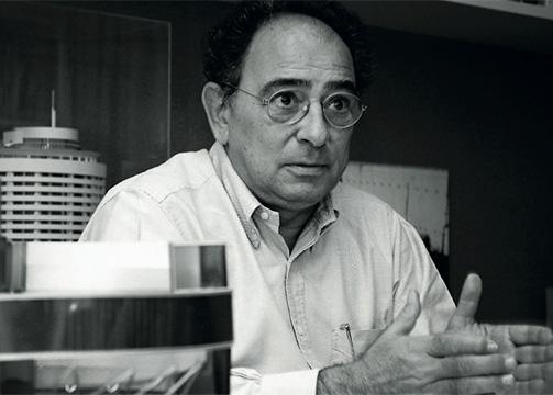 Carlos Rubio Carvajal: el arquitecto de Madrid