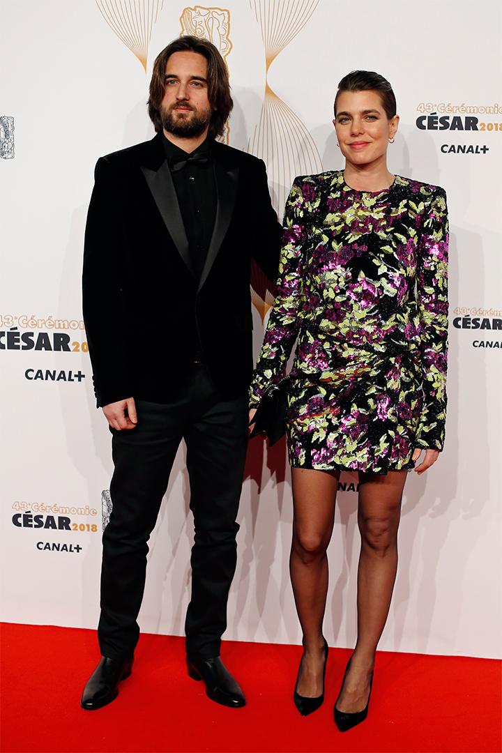 Carlota Casiraghi con Dimitri
