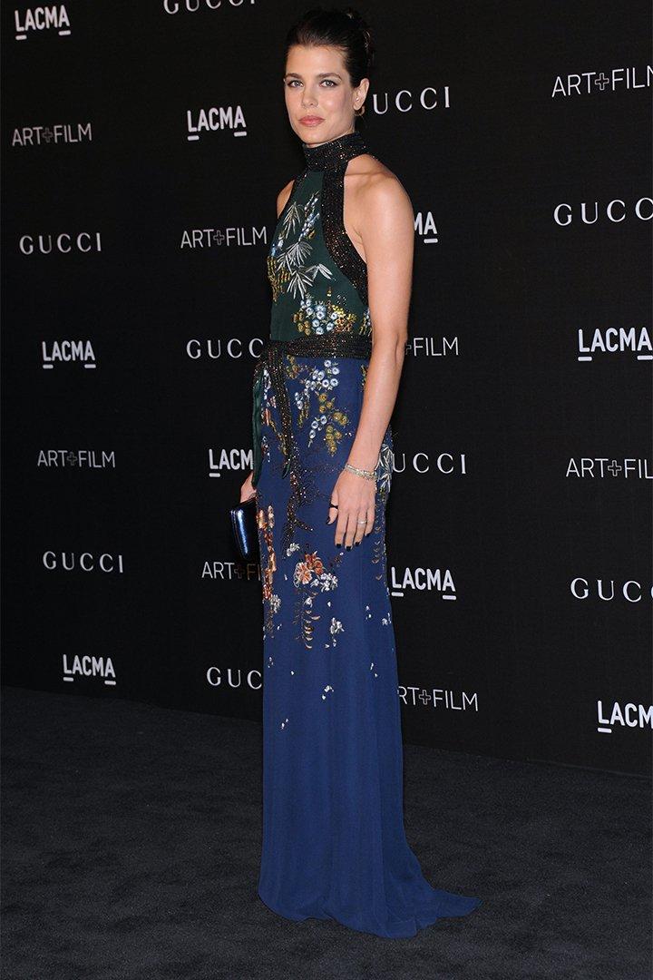 Carlota Casiraghi de Gucci