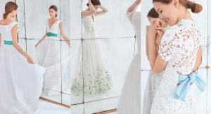 Los vestidos de novia de Carolina Herrera para 2018