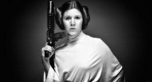 Así fue la audición de Carrie Fisher como Princesa Leia