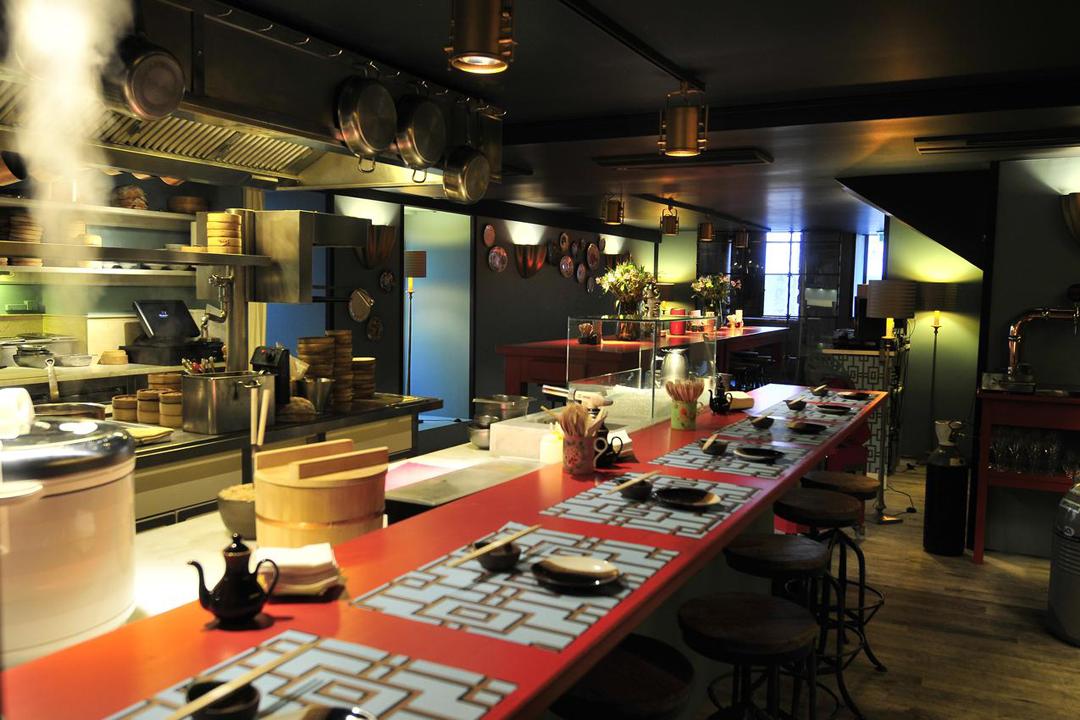 Casa Marcelo: mejores restaurantes sushi España
