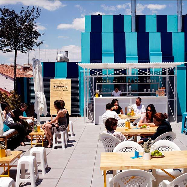 Las mejores terrazas de verano de madrid moda stylelovely for Terraza la casa de granada madrid