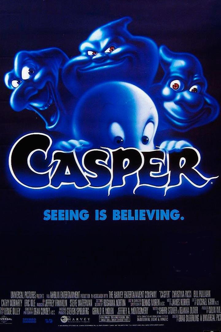 películas para ver en familia casper