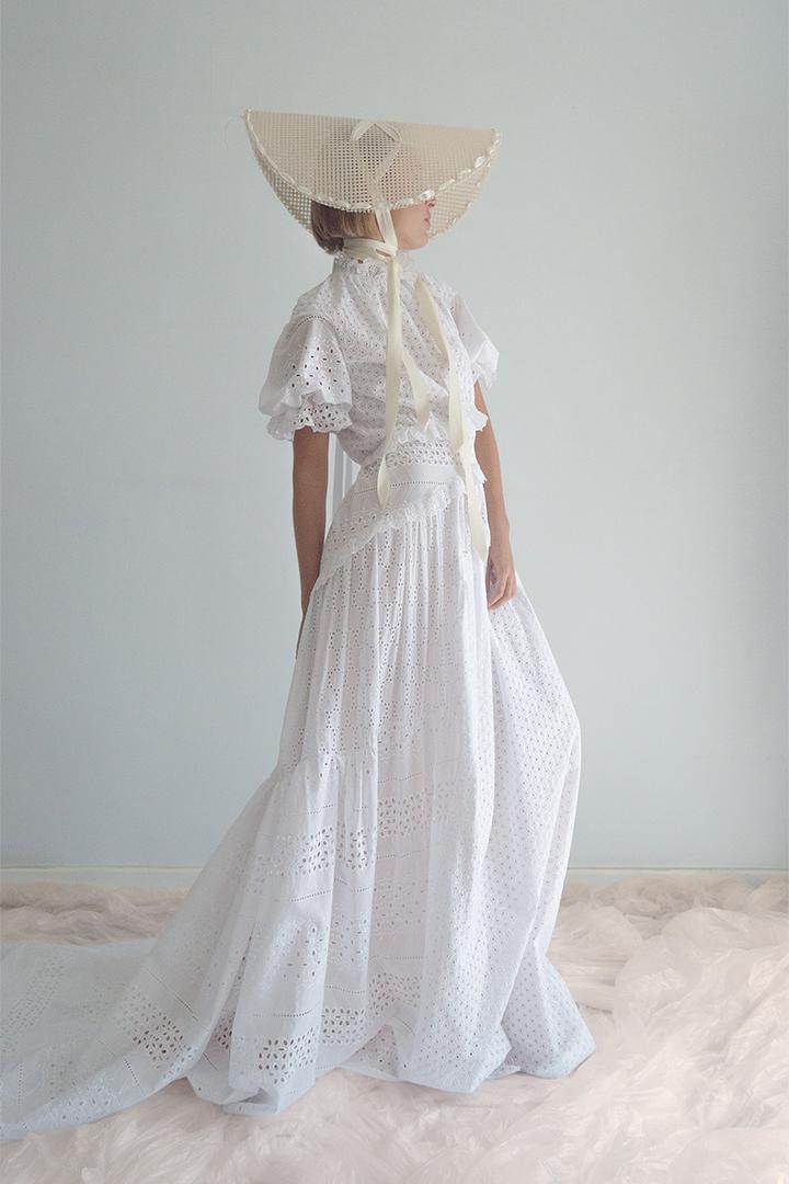 Vestido de novia de Castellar Granados