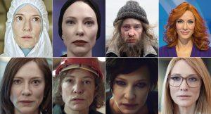 Cate Blanchett interpretará a 13 personajes en su próxima película
