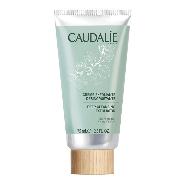 Crema Exfoliante Desincrustante de Caudalie: productos piel luminosa